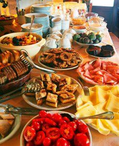 Agriturismo: typische italienische Küche