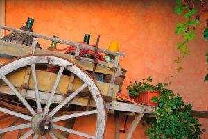 Die ländliche Seite Italiens im Ai Vigneti