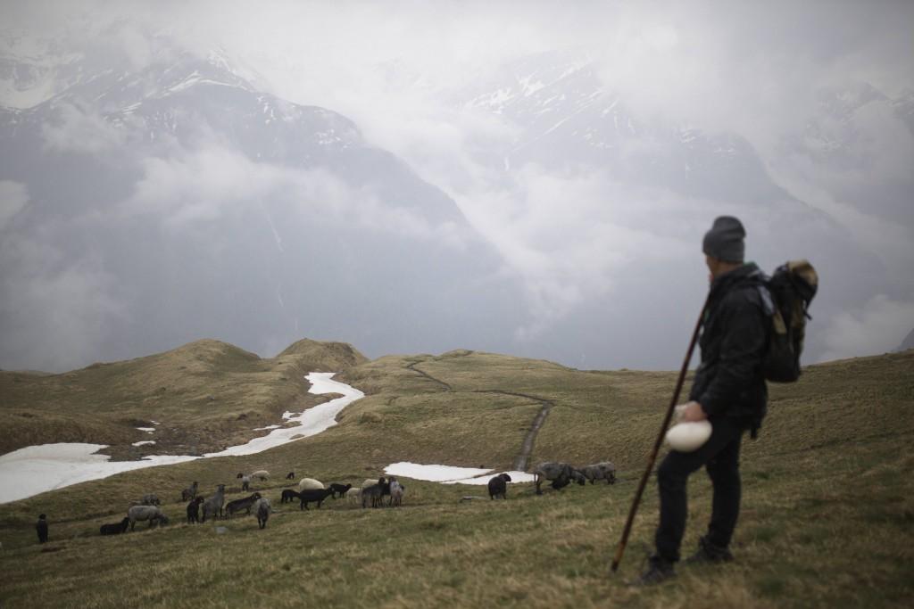 Als Schafzüchter ist Josef Unterwurzacher nicht mehr so aktiv.
