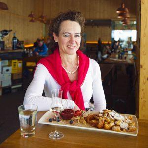 Seit 2011 ist Sonja Feurstein im Familienhotel Lagant Geschäftsführerin