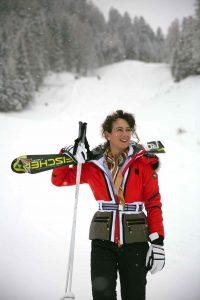 Sonja Feurstein vom Familienhotel Lagant
