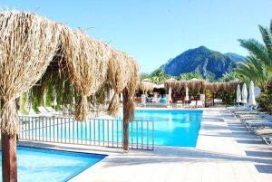 Erste Station bei unserer Reise in die Türkei: der Club Orient