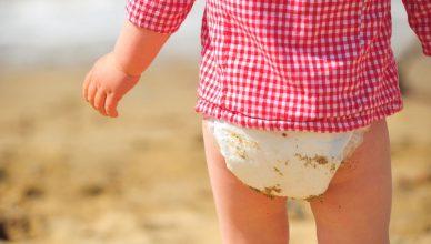 Wer beim Thema erster Urlaub mit dem Baby realistisch bleibt, hat mehr davon.