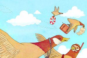 Tag des Buches: Bücher übers Reisen