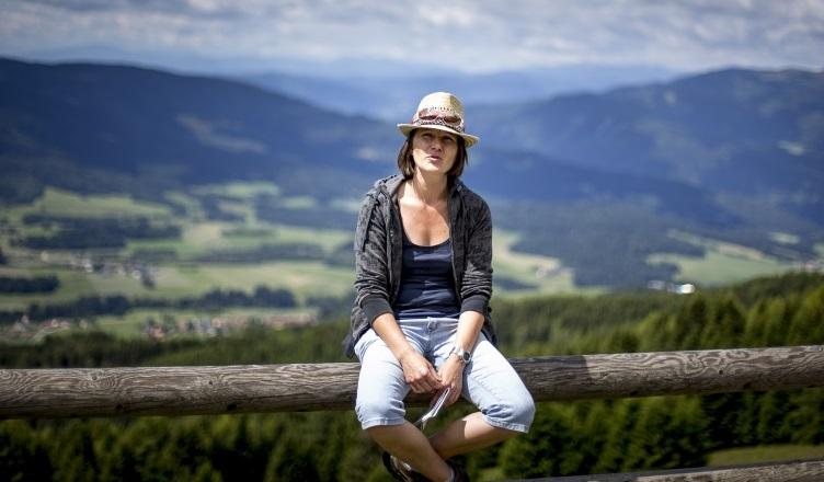 """Für Katharina Ferner sind die Berge der Steiermark vor allem """"Dahoam"""""""
