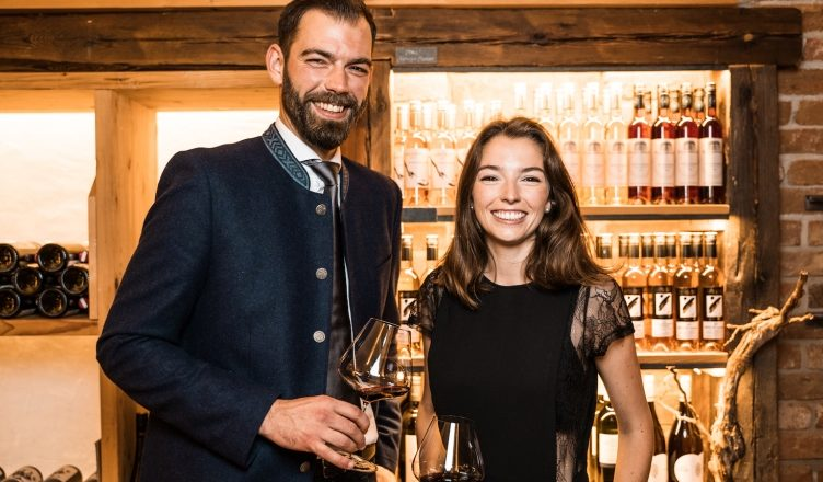 David und Magdalena Kessler, Gastgeber im Naturhotel Chesa Valisa im Kleinwalsertal